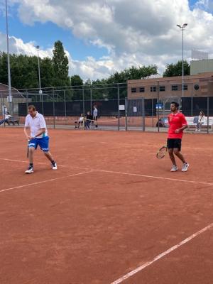 G tennis toernooi